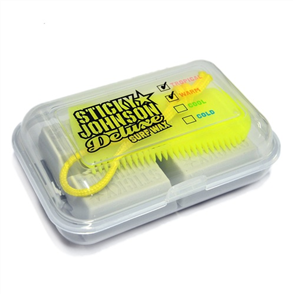 Sticky Johnson Gift Pack - Cool/Warm + Comb